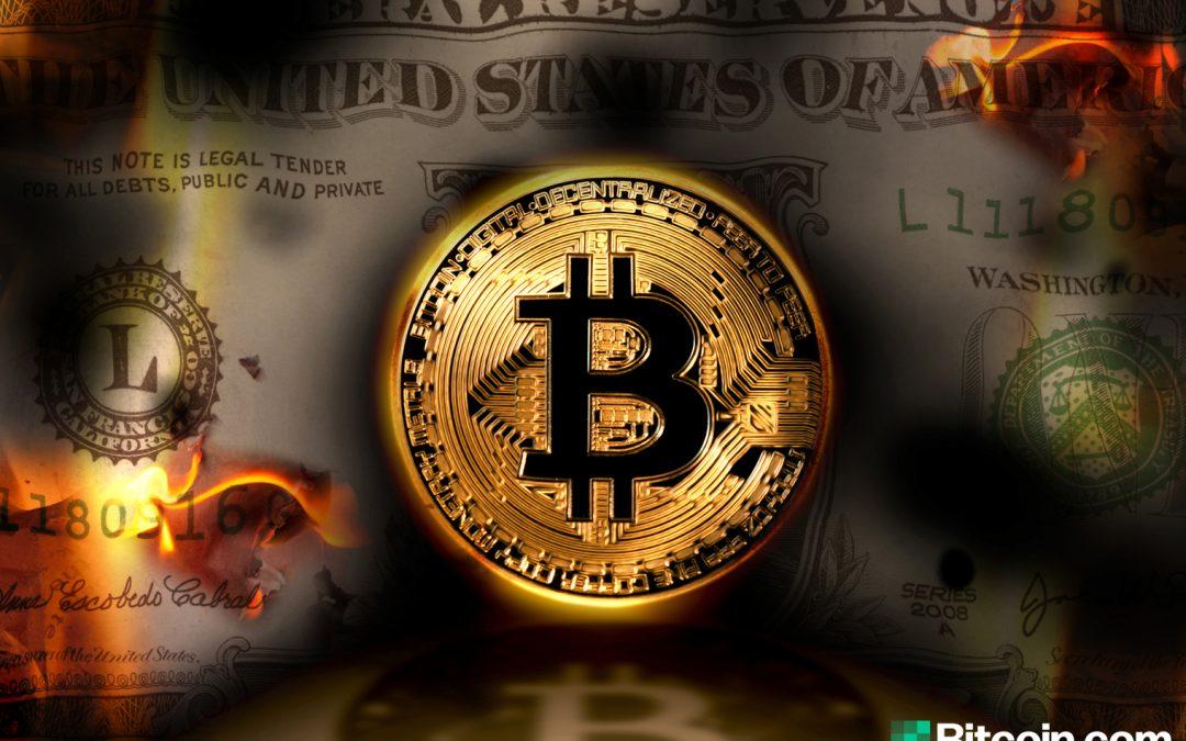 """Actualización del mercado: los operadores """"reducen la tendencia"""" empujando el límite del mercado de cifrado por encima de $ 200 mil millones"""