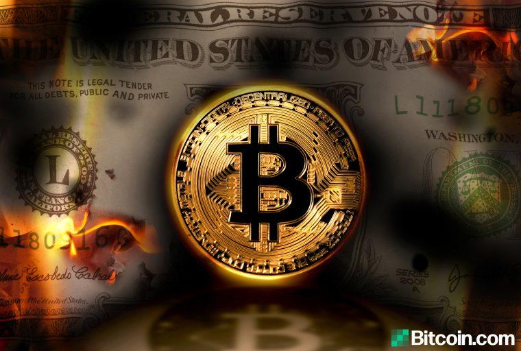 """Actualización del mercado: los comerciantes """"Buck the Trend"""" empujando el límite del mercado de criptomonedas por encima de $ 200 mil millones"""