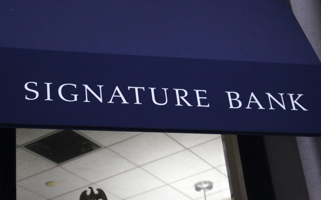 Los ingresos netos de Crypto-friendly Signature Bank caen un 30% en el primer trimestre de 2020