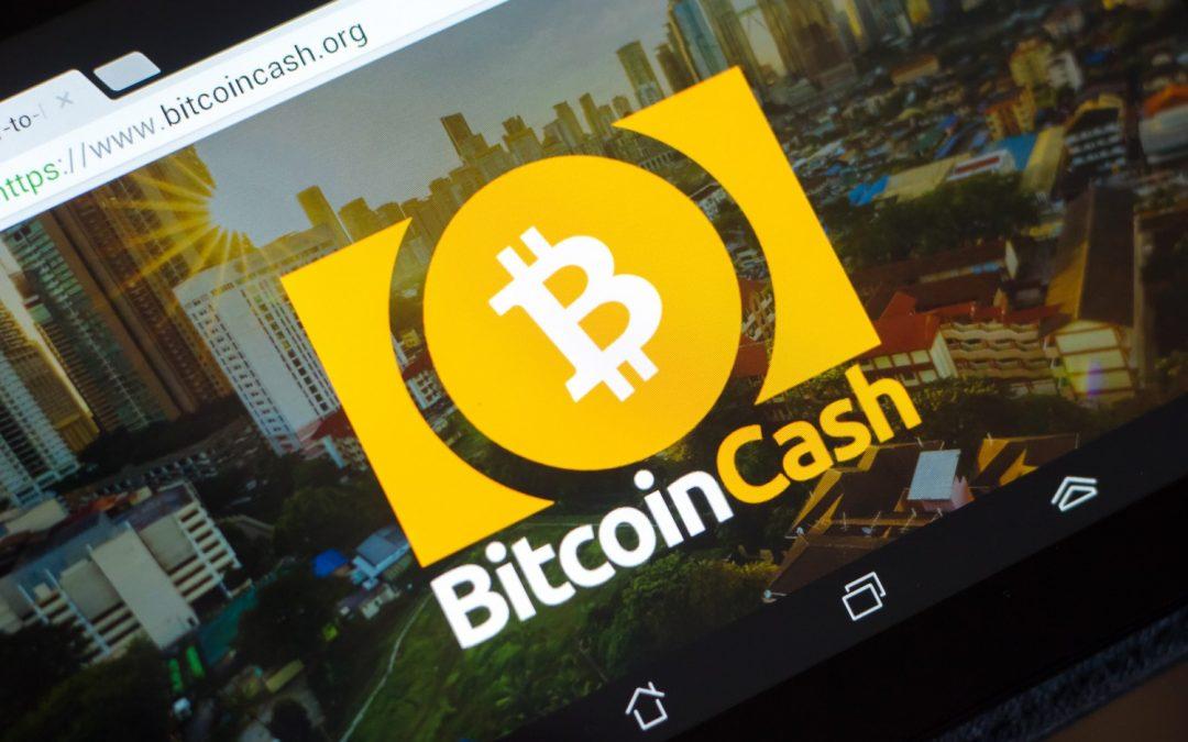 Bitcoin Cash acaba de pasar por la primera mitad
