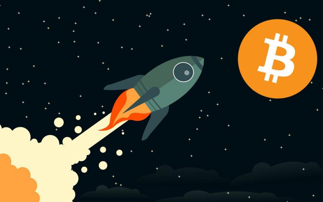 Bitcoin se dispara a su nivel más alto desde su caída en marzo