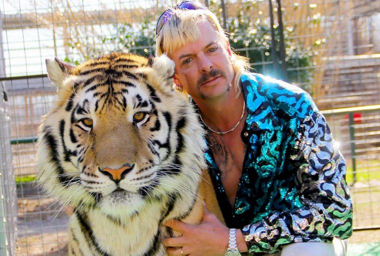 El rescate de Big Cat Archnemesis de Tiger King acepta Bitcoin