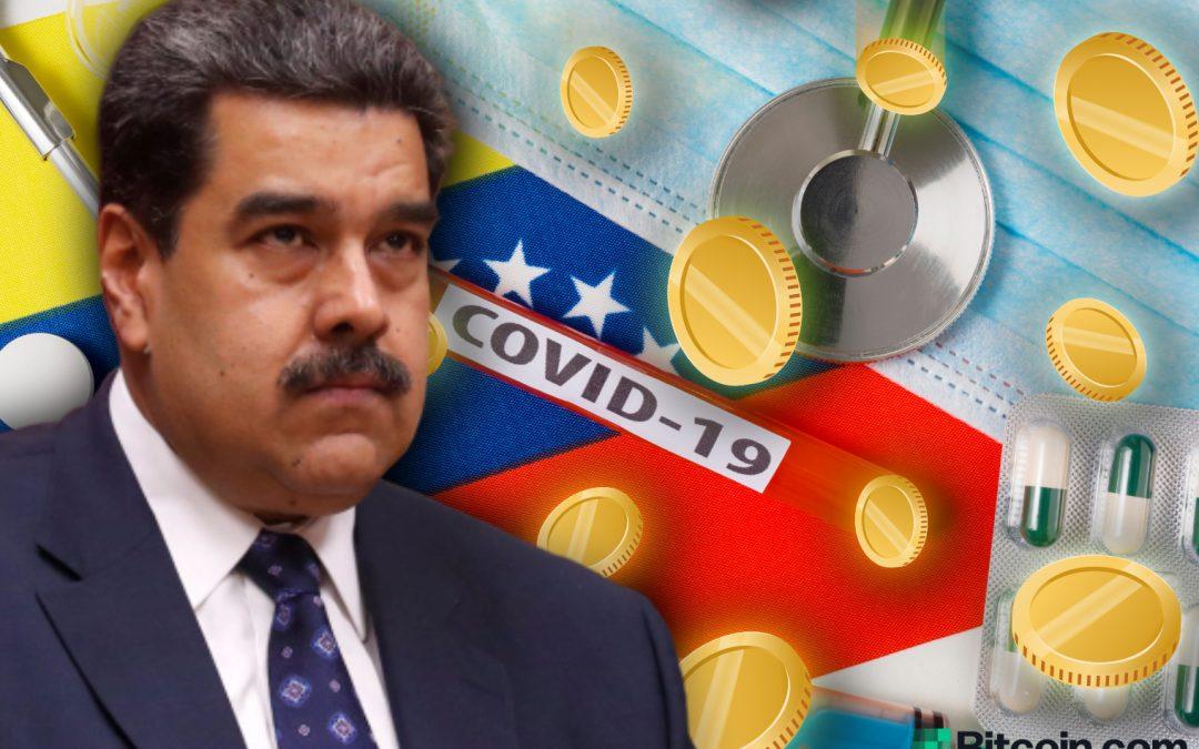 Asistencia pandémica: Maduro lanzará criptomonedas a todos los médicos en Venezuela