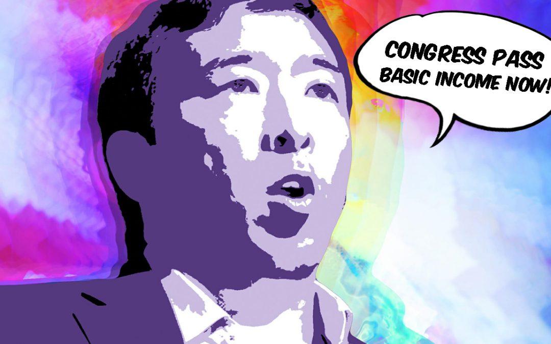 $ 2K por mes para cada estadounidense: Andrew Yang le ruega al Congreso que apruebe los ingresos básicos
