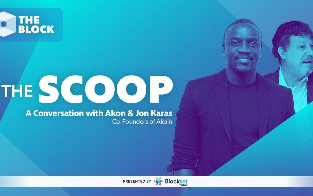 Una conversación con Akon, el artista multiplatino que trabaja en una criptografía para llevar el cambio a África