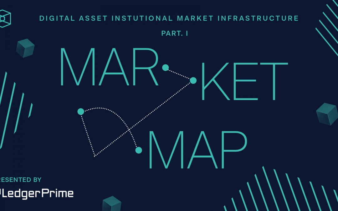 Mapeo del espacio institucional de infraestructura de activos digitales