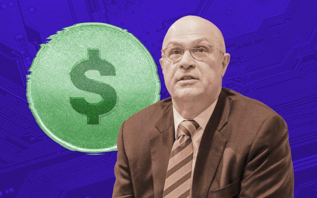Giancarlo: ahora es el momento de que EE. UU. Se meta al juego de la moneda digital