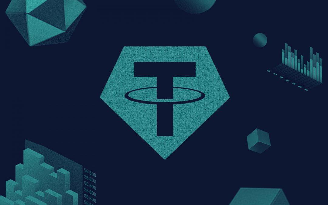 Un análisis del valor transferido en Tether