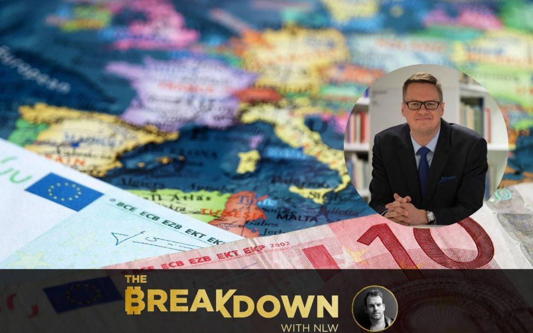 'Desmantelar el euro para salvar a Europa' con Tuomas Malinen