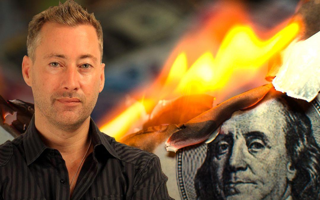 """El fundador de Dollar Vigilante habla sobre Covid-19 y la crisis económica: """"El sistema financiero moderno está al final de su cuerda"""""""
