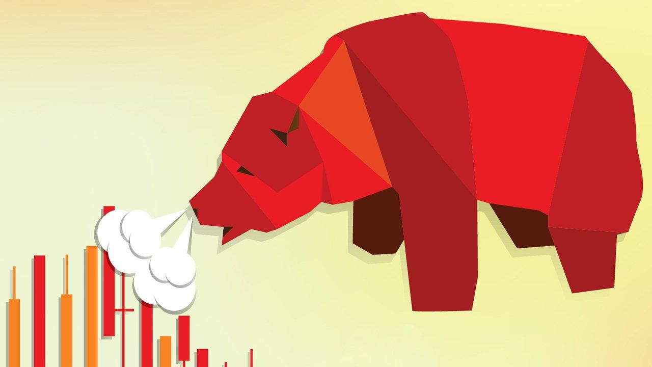 Los riesgos de Bitcoin se vuelven bajistas debido a la disminución de la salud del mercado, dice Glassnode