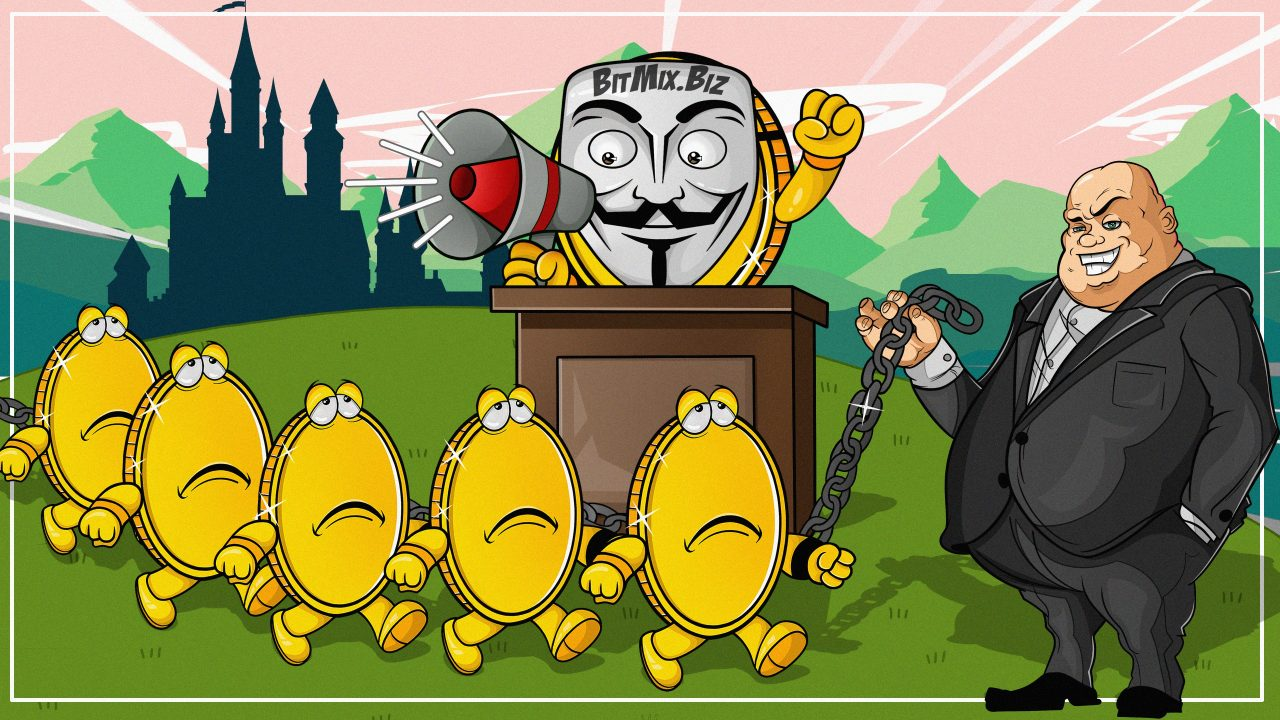 El mezclador de Bitcoin más confiable BitMix.Biz: su seguridad de cifrado rápido en 2020