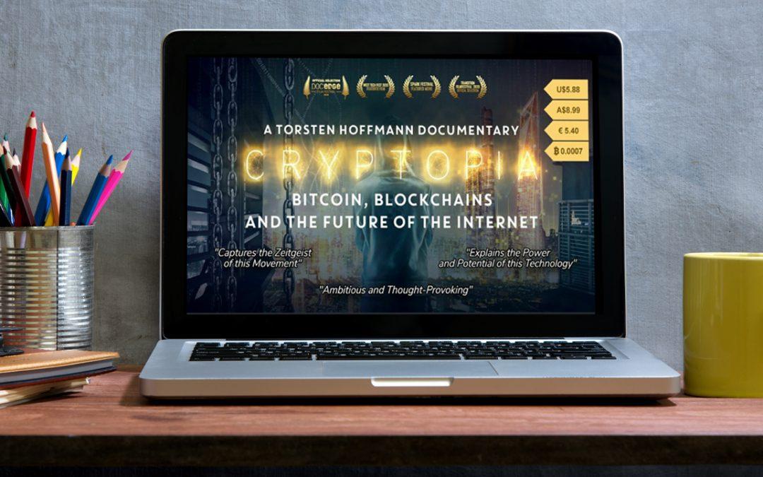 El galardonado cineasta Torsten Hoffmann lanza la criptopia documental de Bitcoin