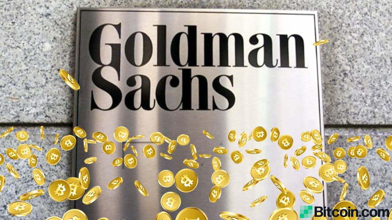 Goldman Sachs recibe Bitcoin Call como interés institucional en las oleadas de criptomonedas