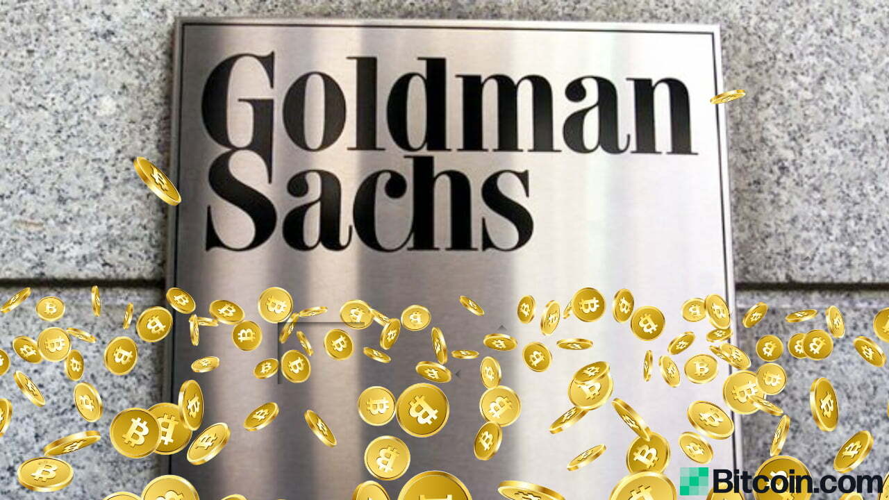 Goldman Sachs Hosting Bitcoin Call como interés institucional en las criptomonedas surge