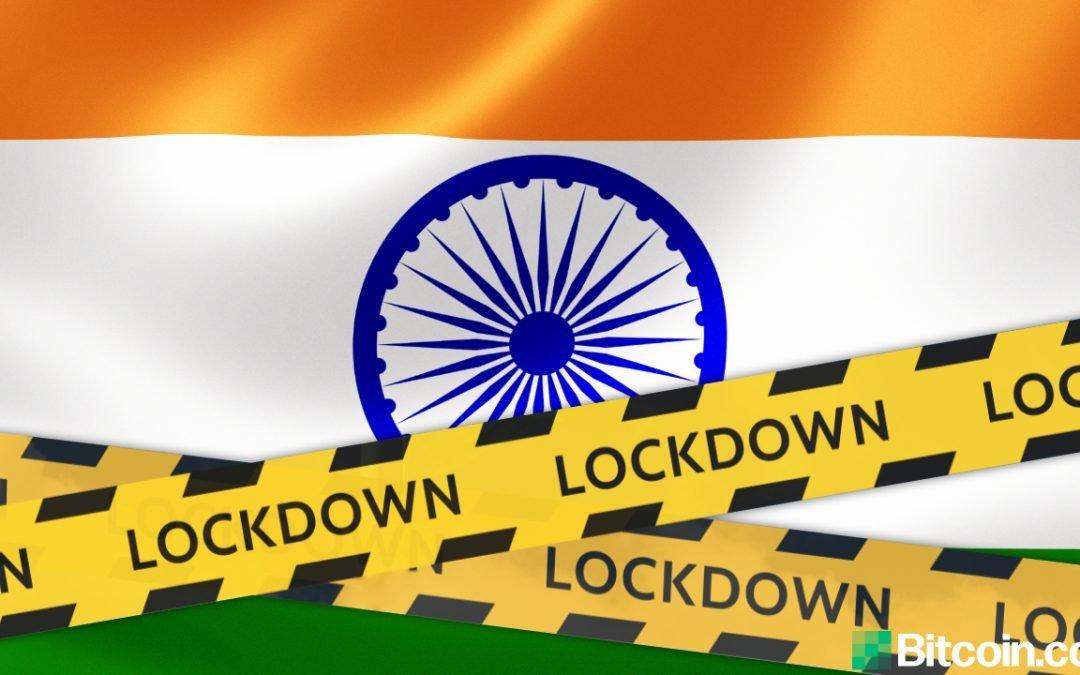 Indian Crypto Boom: los intercambios ven 10X volúmenes de negociación durante el bloqueo
