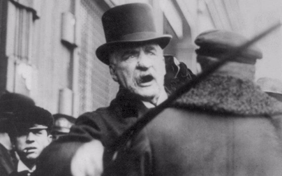 El pánico estadounidense condujo a la creación y expansión del corrupto sistema de la Reserva Federal