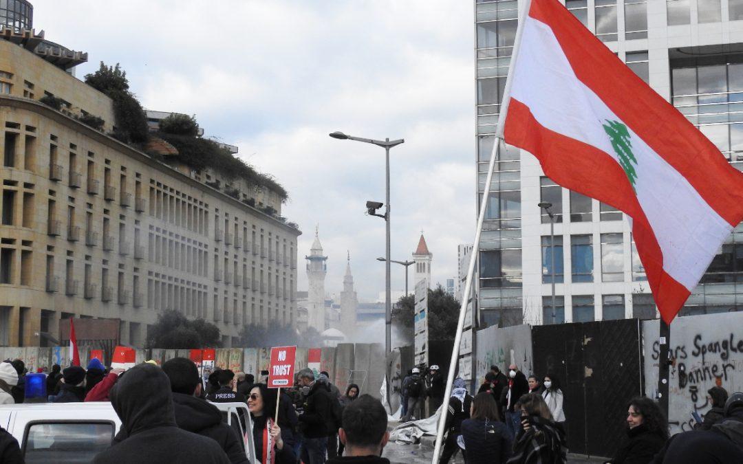 Colapso de la moneda libanesa: las políticas fallidas llevaron al colapso económico
