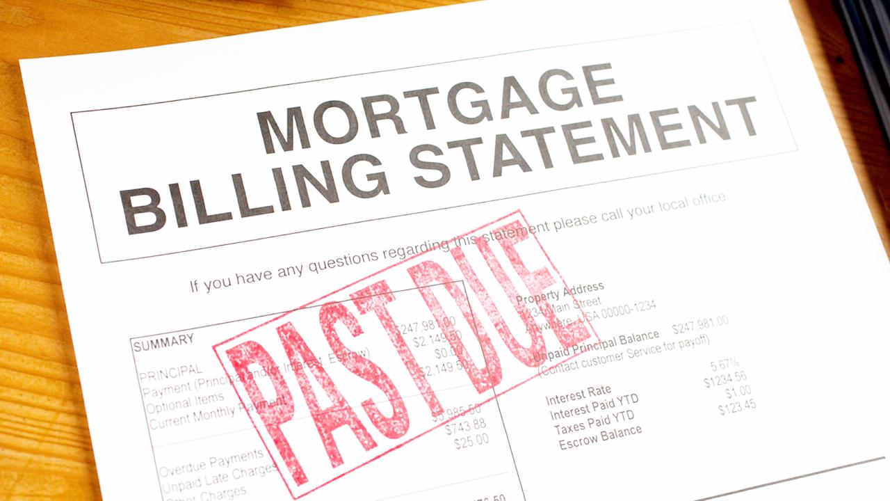 Crisis de bienes raíces en los Estados Unidos: caída de las ventas de viviendas a un bajo nivel de morosidad en 9 años se disparará más allá del gran nivel de recesión
