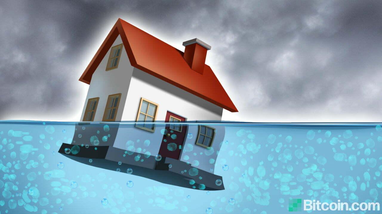 Crisis de bienes raíces en los Estados Unidos: las ventas de viviendas caen a un nivel bajo de 9 años, las morosidades hipotecarias se disparan más allá del gran nivel de recesión