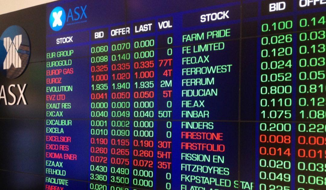 ASX acusado de intentar 'aplastar' el sistema de comercio de blockchain rival