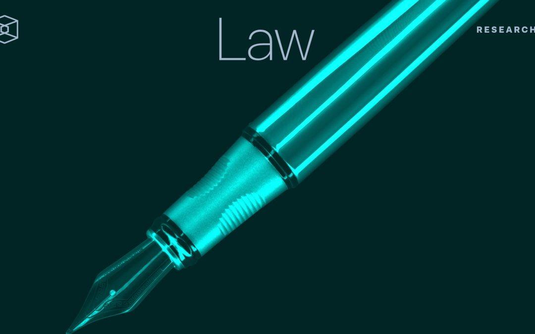 Sobre robots abogados y prediciendo el futuro