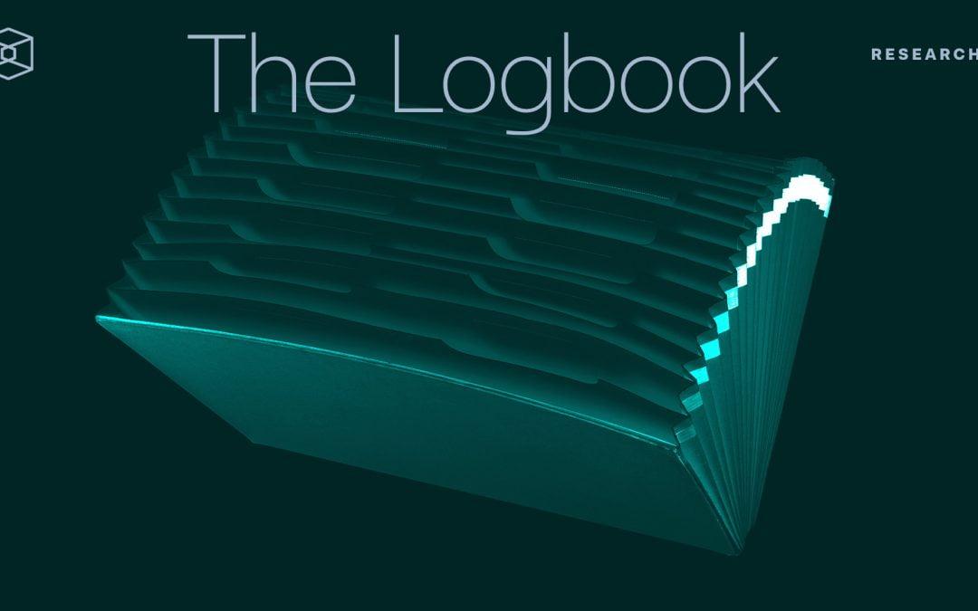 The Logbook: el primer anuncio en línea