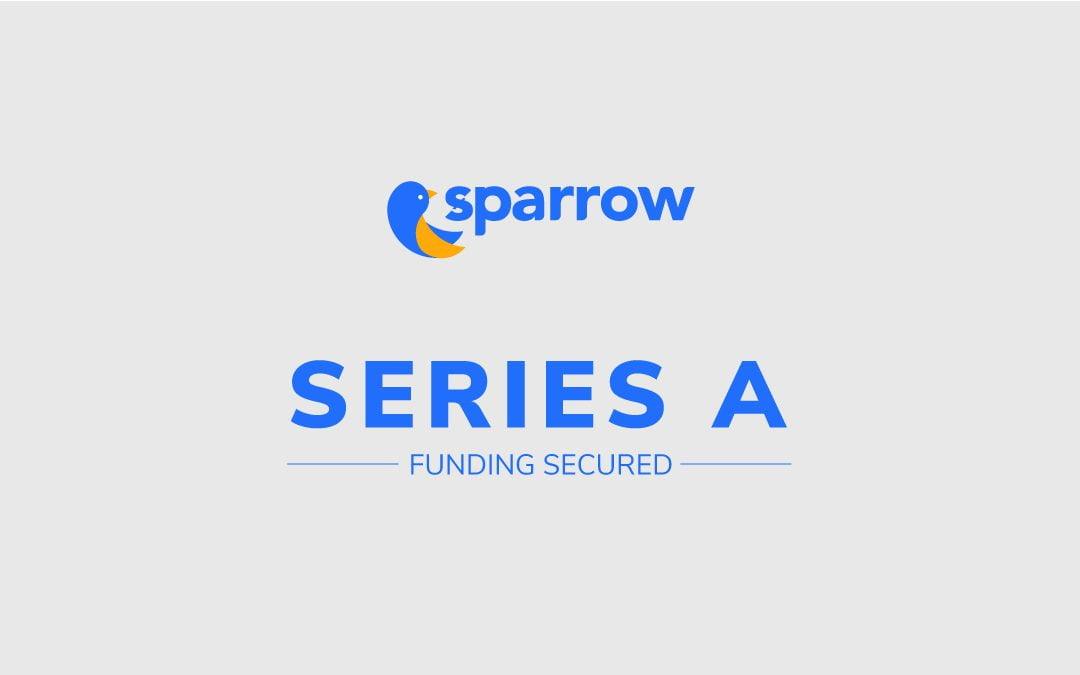 Sparrow recauda USD 3.5 millones en serie a financiación