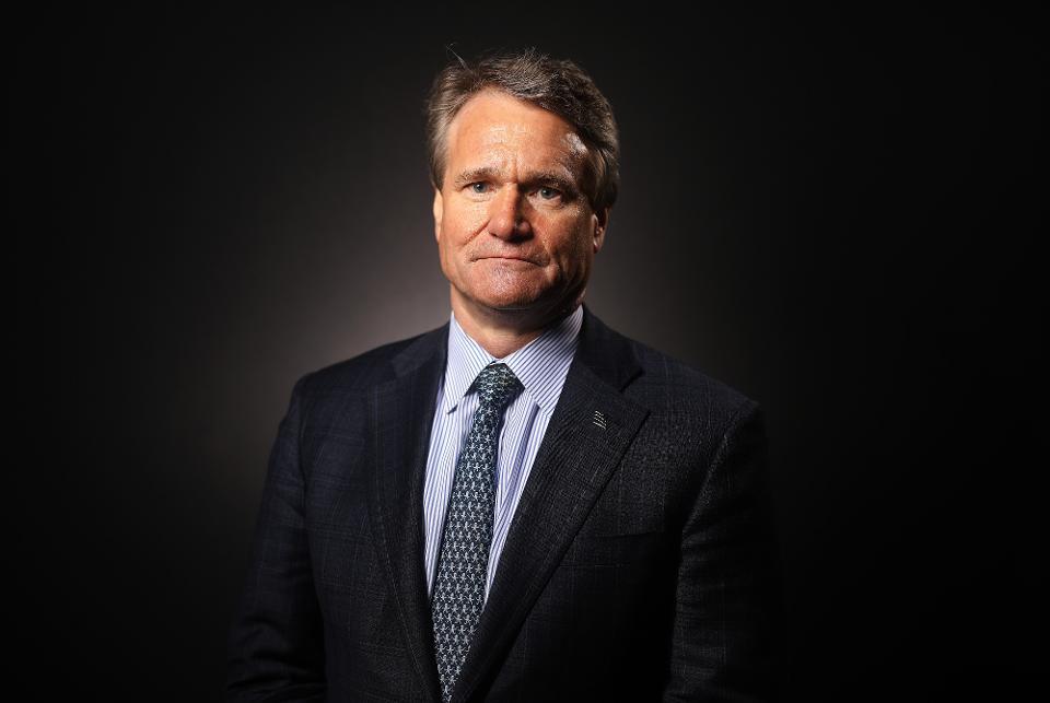 CEO de Bank of America