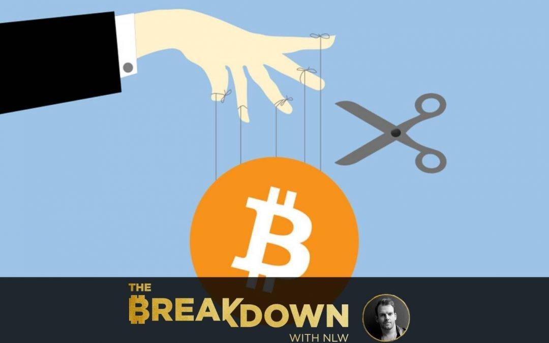 ¿La venta de estafas está suprimiendo el precio de Bitcoin?