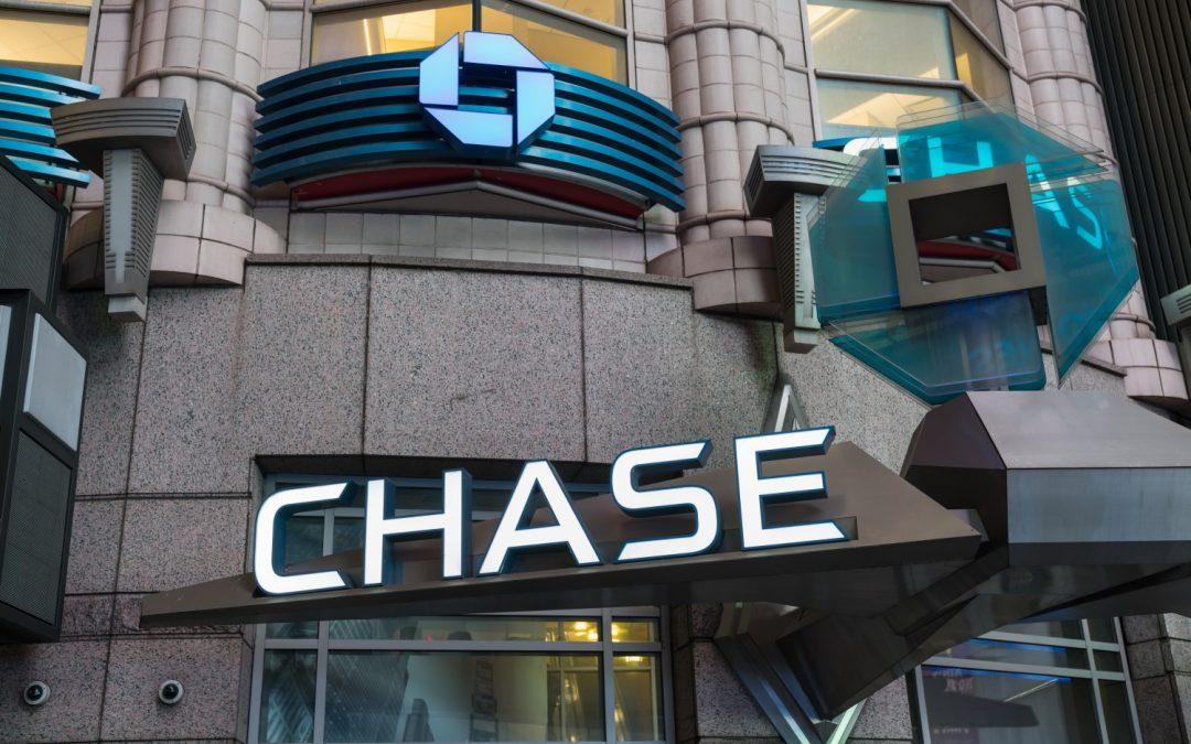 Chase Bank reembolsará el 95% de $ 2.5 millones Supuestamente sobrecargó a los compradores de criptomonedas
