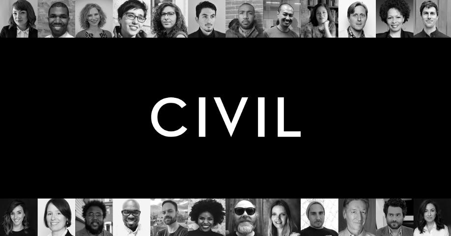 La startup de medios Blockchain Civil se apaga