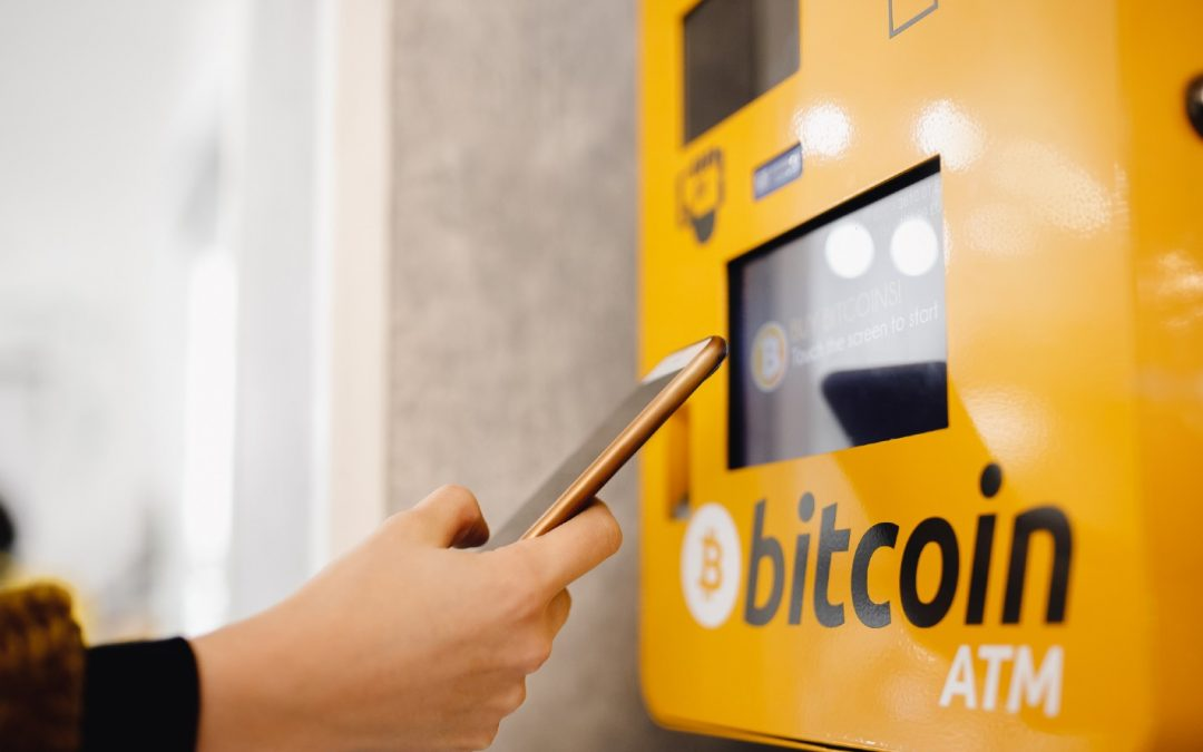 El crecimiento de los cajeros automáticos de Bitcoin puede ser una bendición para los lavadores de dinero