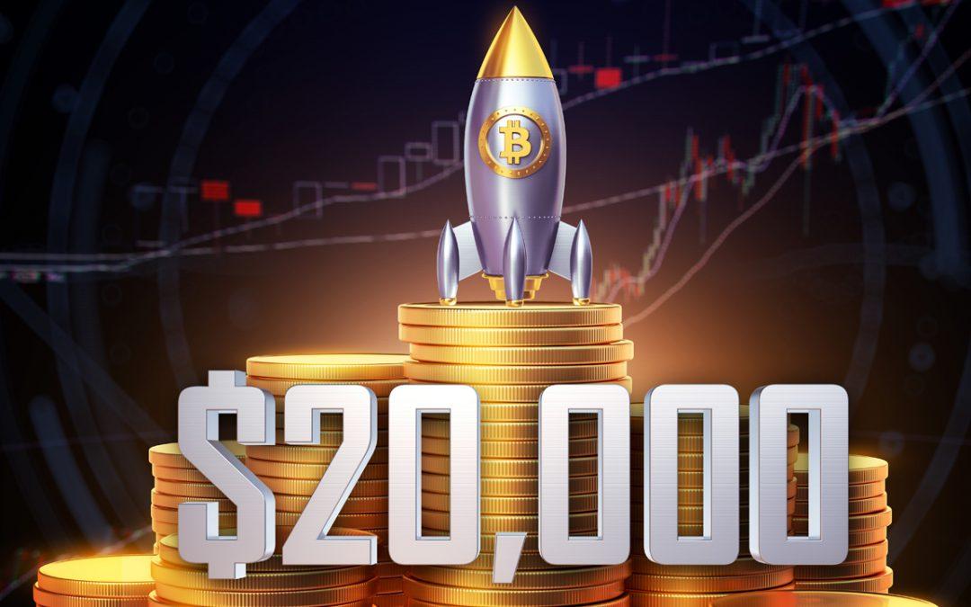 Bitcoin aumentará a $ 20K este año impulsado por la impresión de dinero del gobierno y Covid-19: Bloomberg