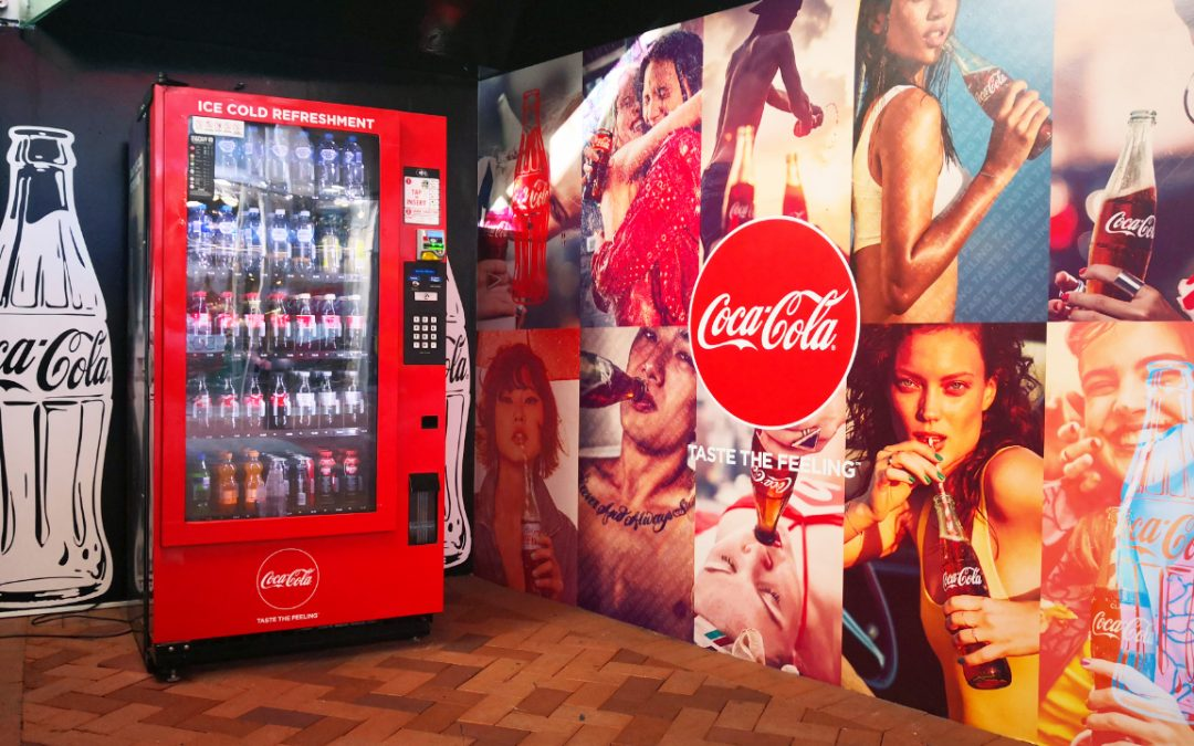 Más de 2,000 máquinas de Coca-Cola ahora aceptan Bitcoin en Australia y Nueva Zelanda