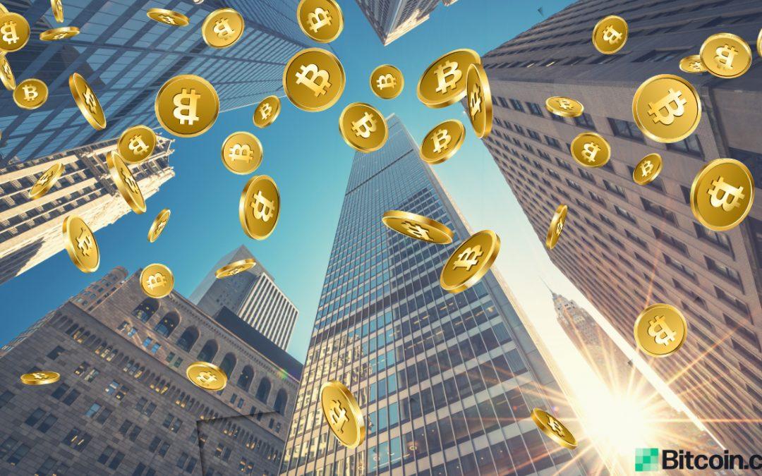 El 80% de los inversores institucionales de EE. UU. Y Europa encuentran atractiva la criptomoneda: encuesta
