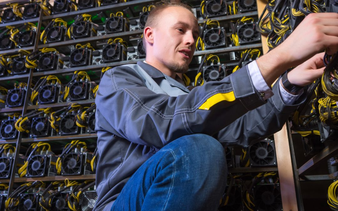 Bitcoin Hashrate aumenta a 120 Exahash: la dificultad disminuye permitiendo que los mineros se reincorporen a la competencia