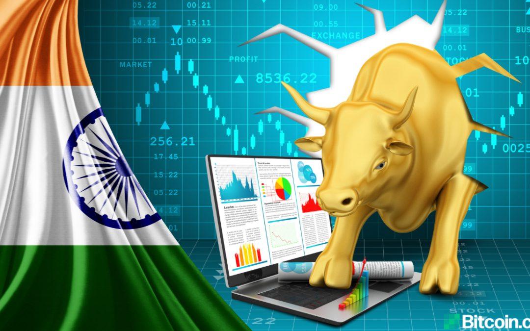 India aumentará significativamente la participación de Crypto Market este año: informe