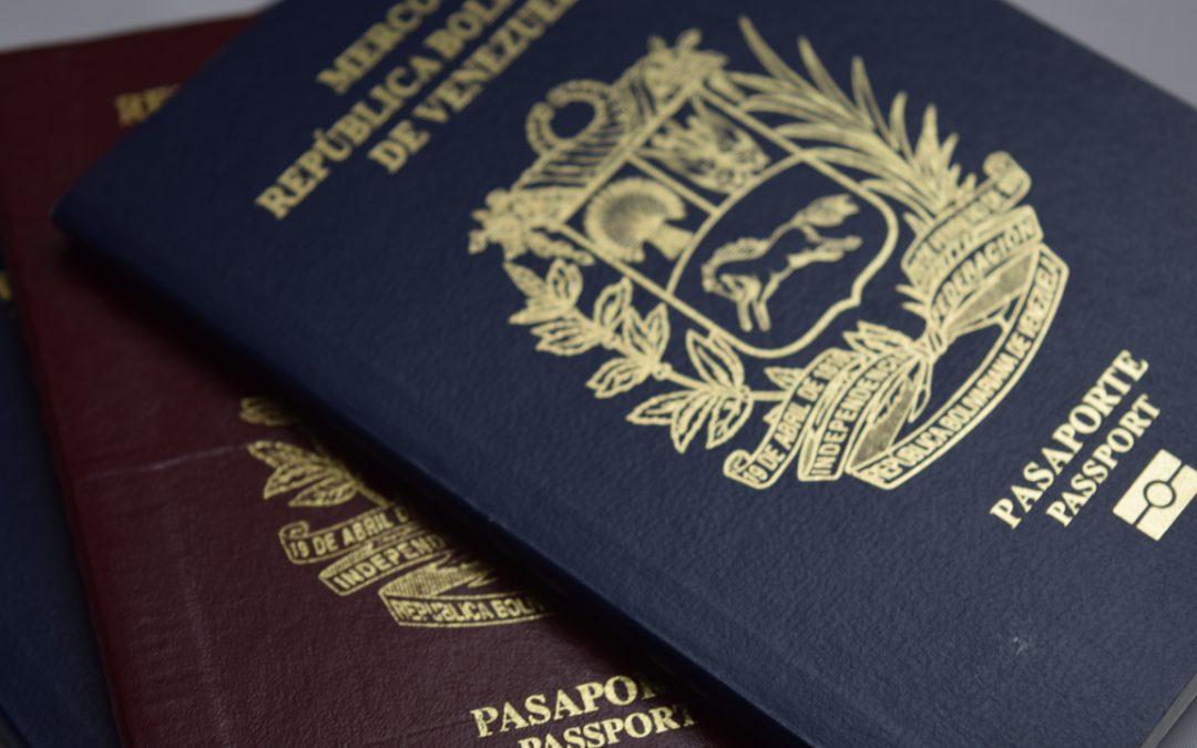 El análisis de datos en línea apunta a que Venezuela acepte BTC para pasaportes