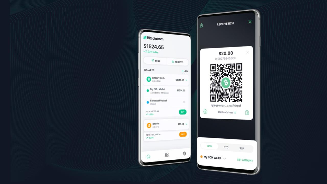 Bitcoin 101: cómo enviar y recibir efectivo de Bitcoin a través de la billetera Bitcoin.com