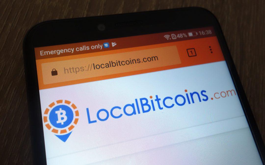 El volumen de LocalBitcoins se mantiene estable a pesar de los procedimientos de cumplimiento más estrictos