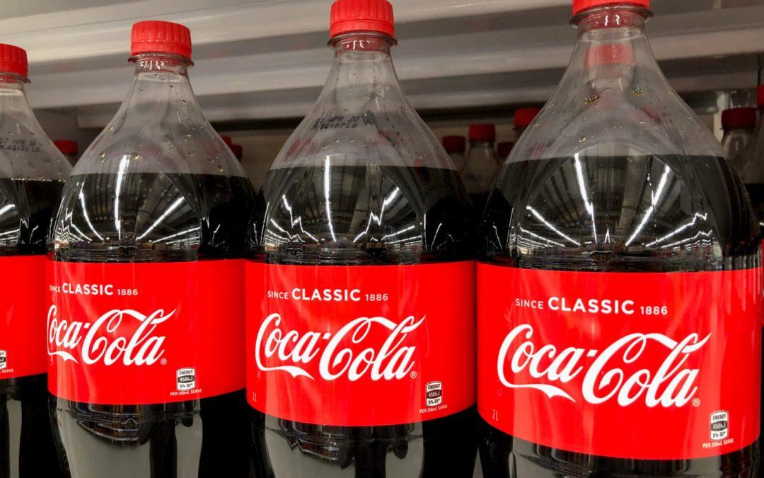 Las máquinas expendedoras de Coca-Cola en Australia y Nueva Zelanda ahora aceptan bitcoins
