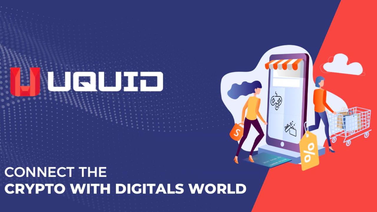 Crypto Firm Uquid lanza Marketplace- 30,000 productos digitales, soporte de Bitcoin Cash