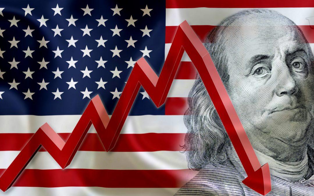 Entrante caída del dólar estadounidense: Bank of America ve 'Death Cross' como confianza en aumentos de oro