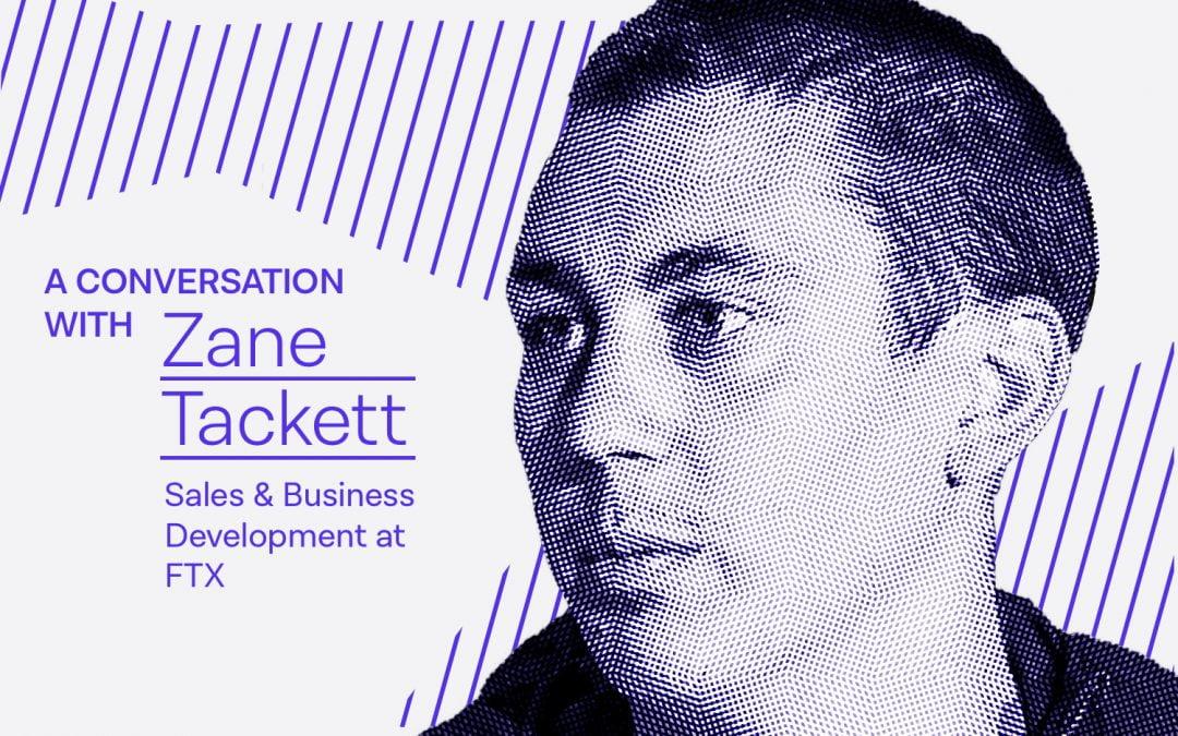 Zane Tackett ha visto algunos de los eventos más importantes del espacio criptográfico: esto es lo que ha aprendido