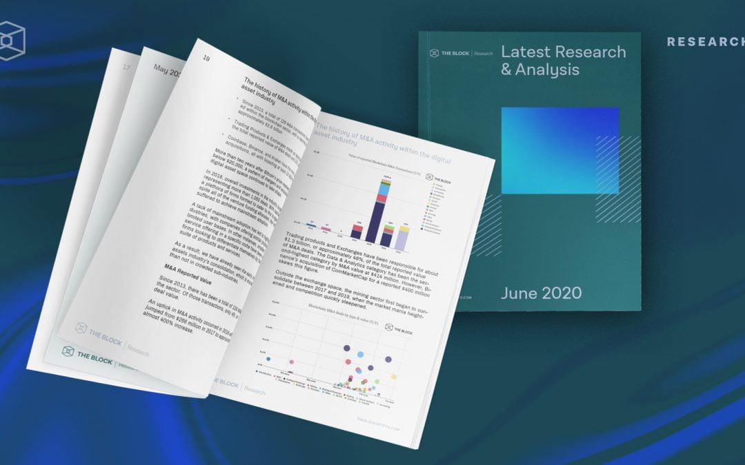 El bloque de investigación | Informe de investigación de junio