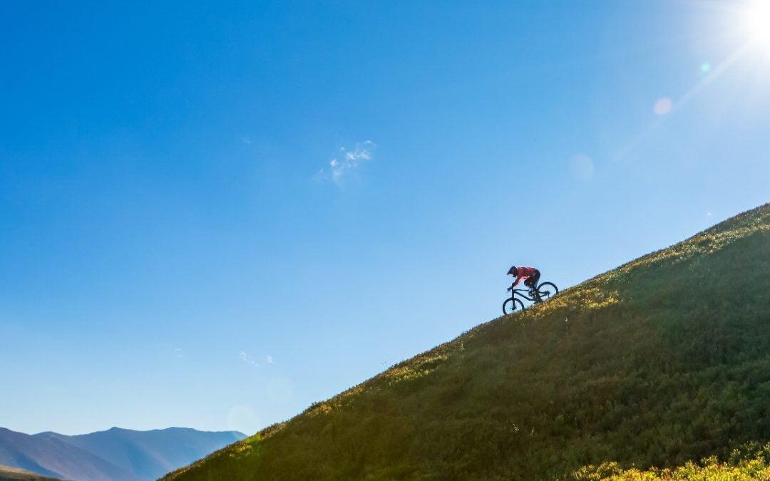Premio Bitcoin para ganadores de la carrera de bicicleta de montaña de Sudáfrica