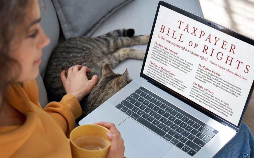Advocacy Group reclama que las cartas de advertencia de criptografía emitidas por el IRS violaron los derechos de los contribuyentes