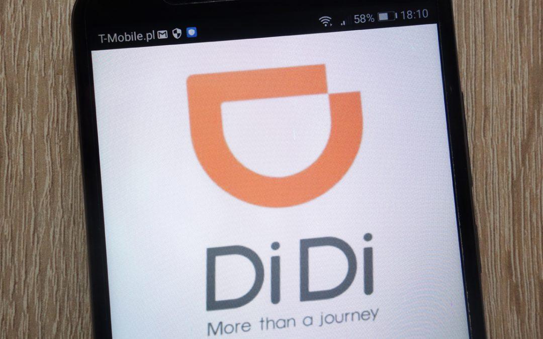 El servicio de transporte gigante de China Didi para pilotar el Yuan Digital del Banco Central