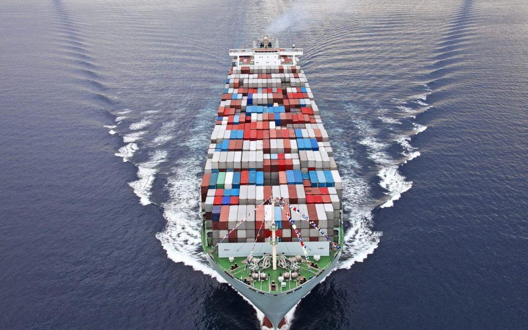 Global Shipping Giant Cosco probará la cadena de bloques de hormigas de Alibaba